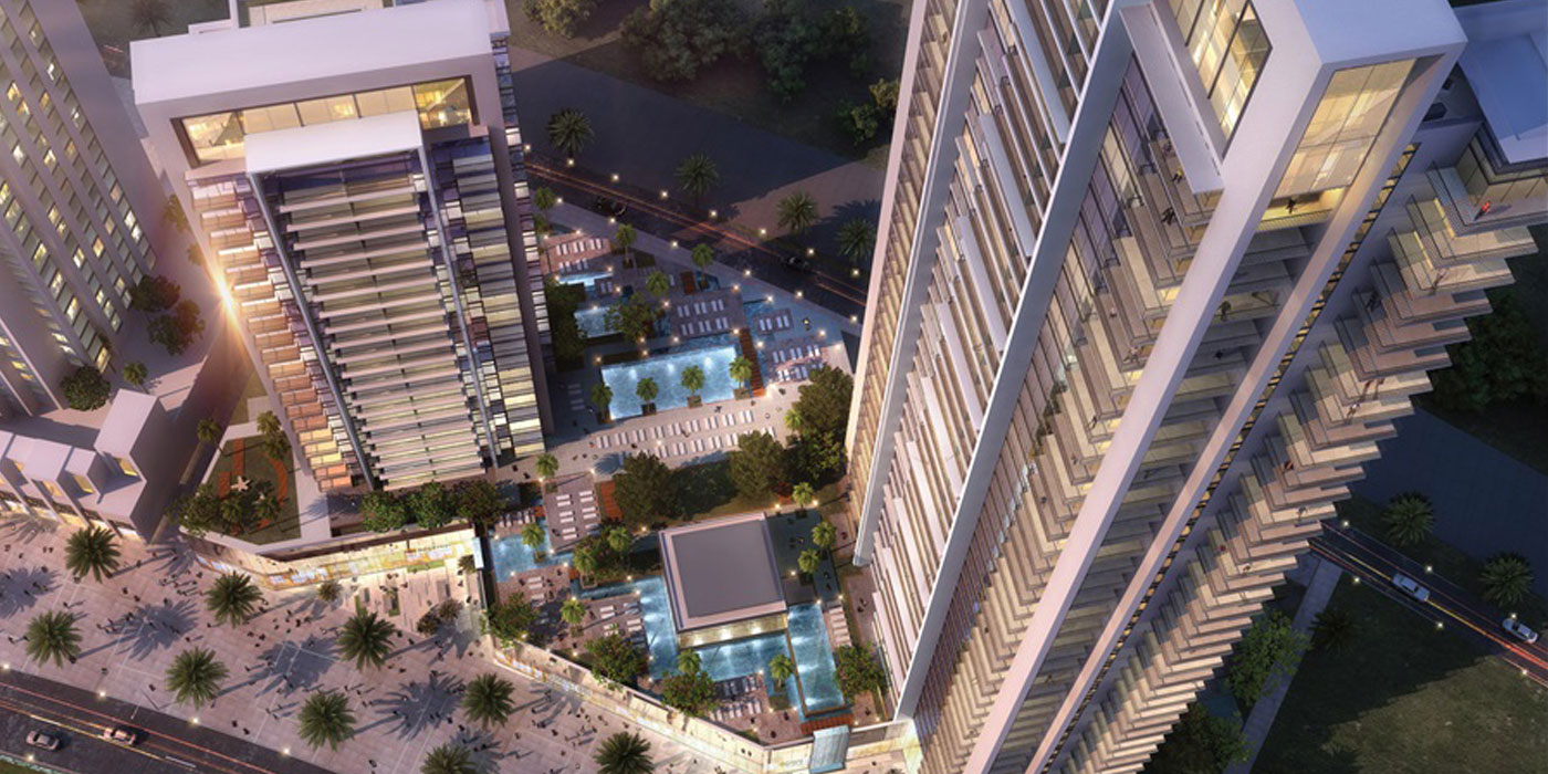 BLVD Crescent by Downtown Dubai amenities