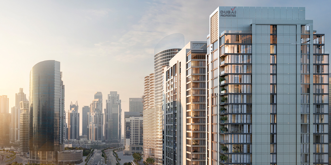 Bellevue Towers at Downtown Dubai