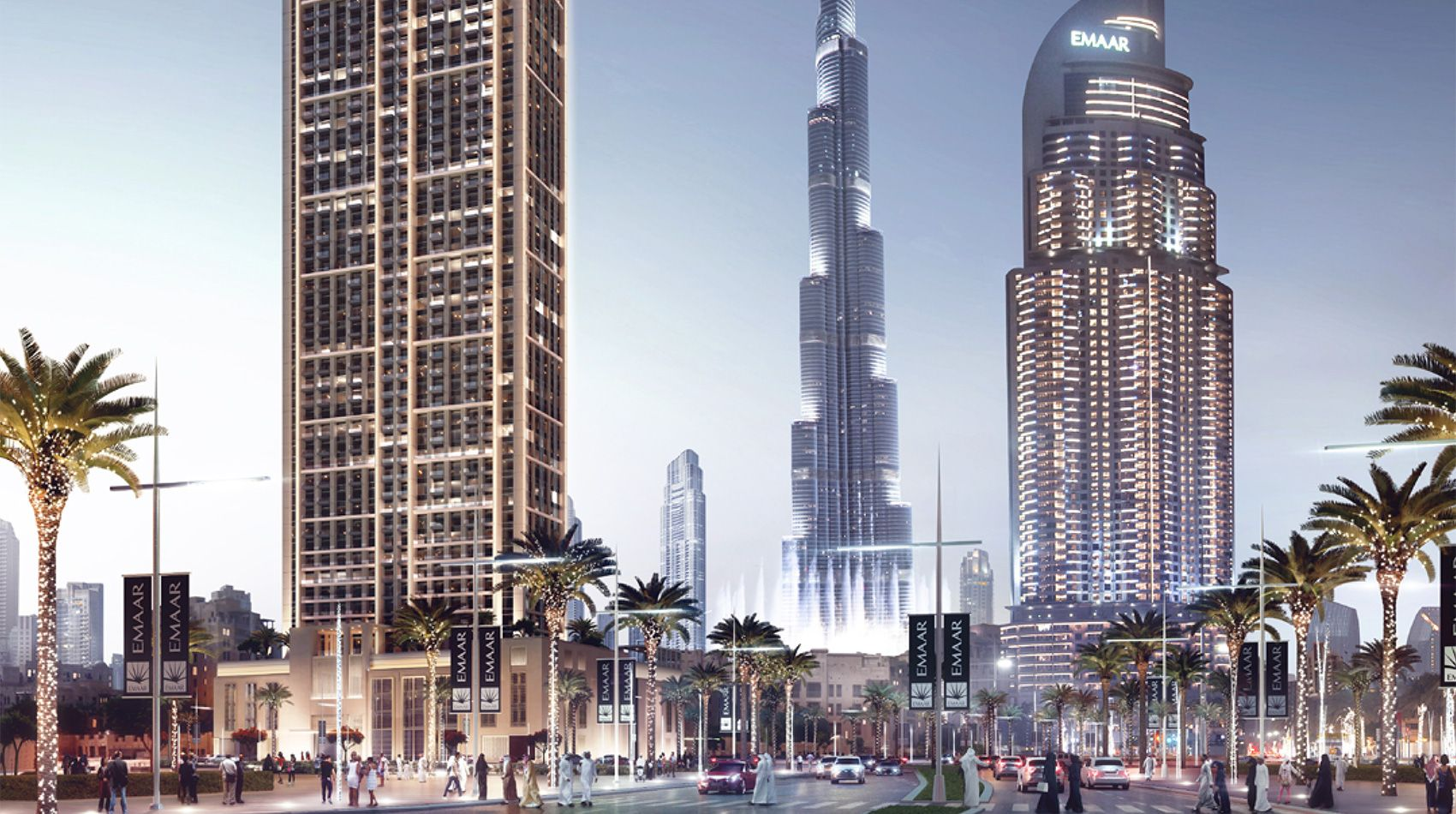 burj royale amenities