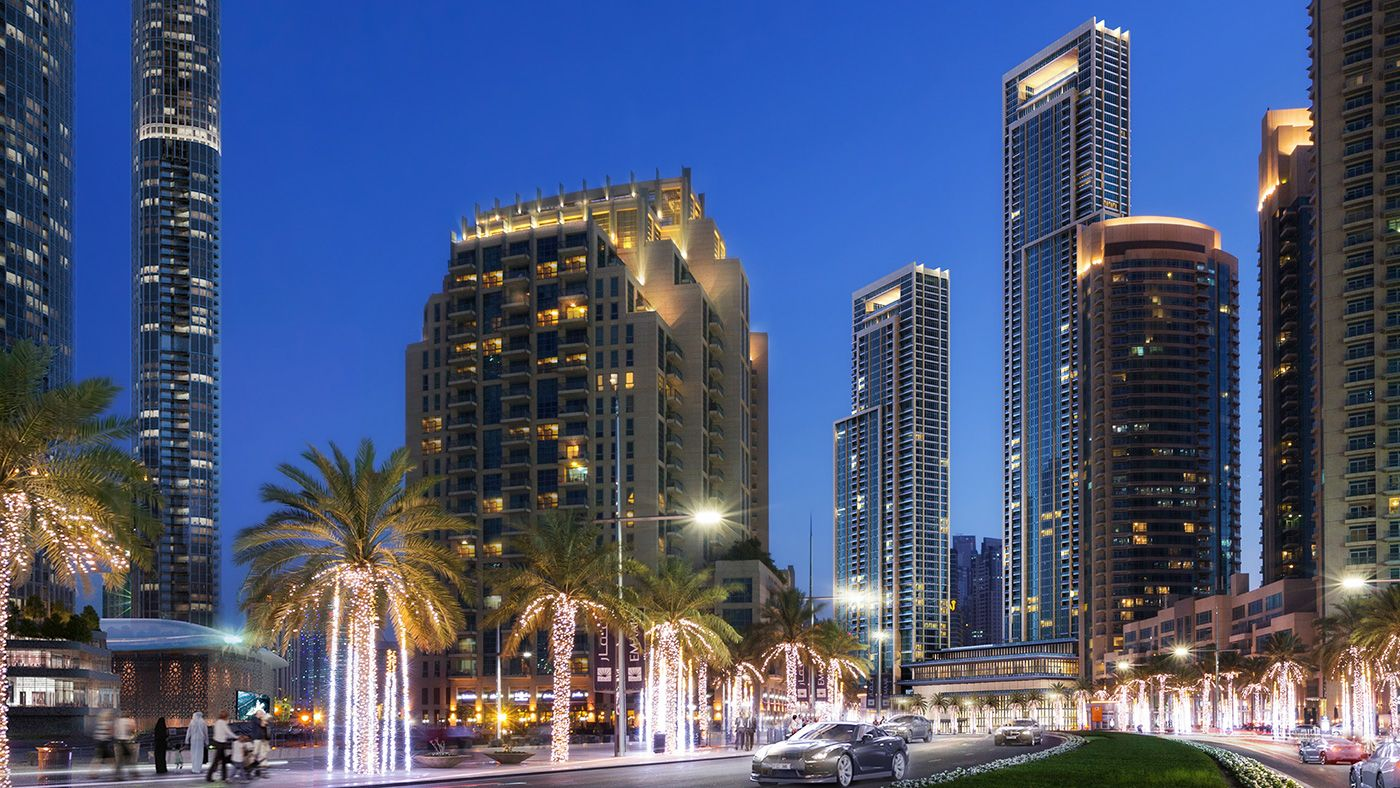 Forte Apartments by Emaar