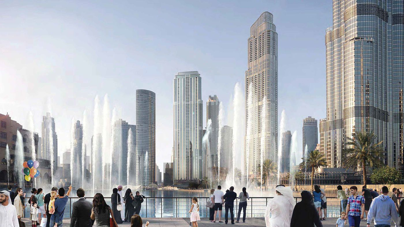 Grande Apartments by Emaar