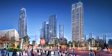 Burj Royale by Emaar Properties